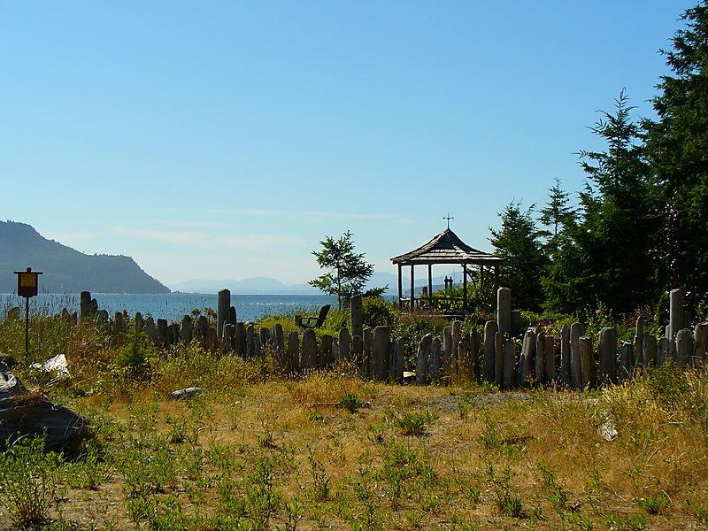 Canada Beach hut