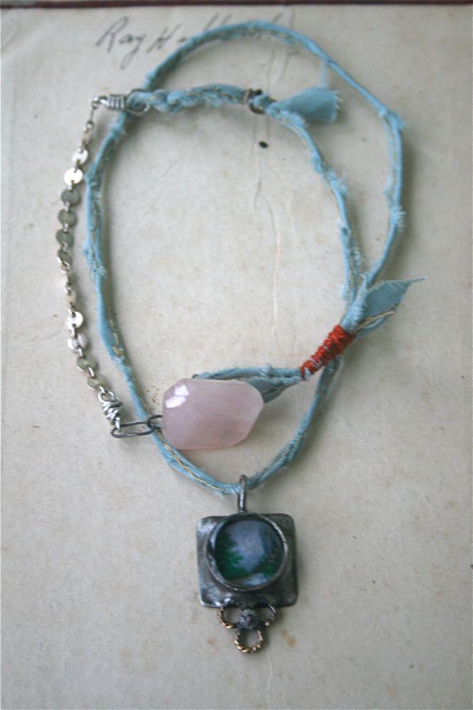 River:blue:pinkstone