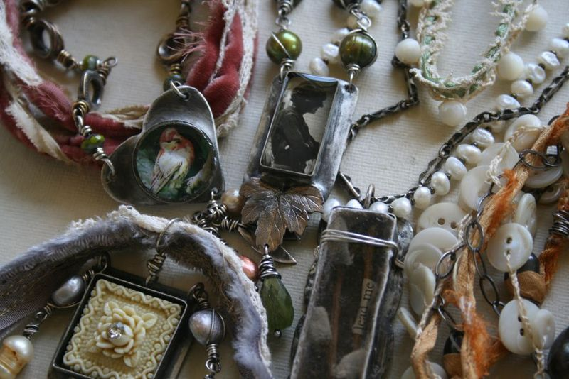 Jewelry sampling