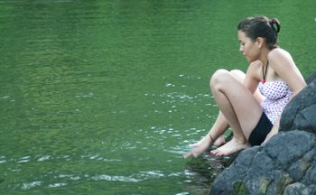 Melis green water