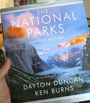 Nat parks book