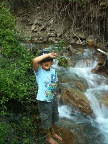 Jax at creek