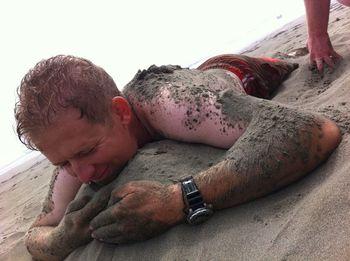 Sand hugger