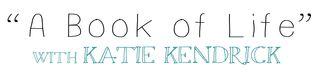 Katie supply list